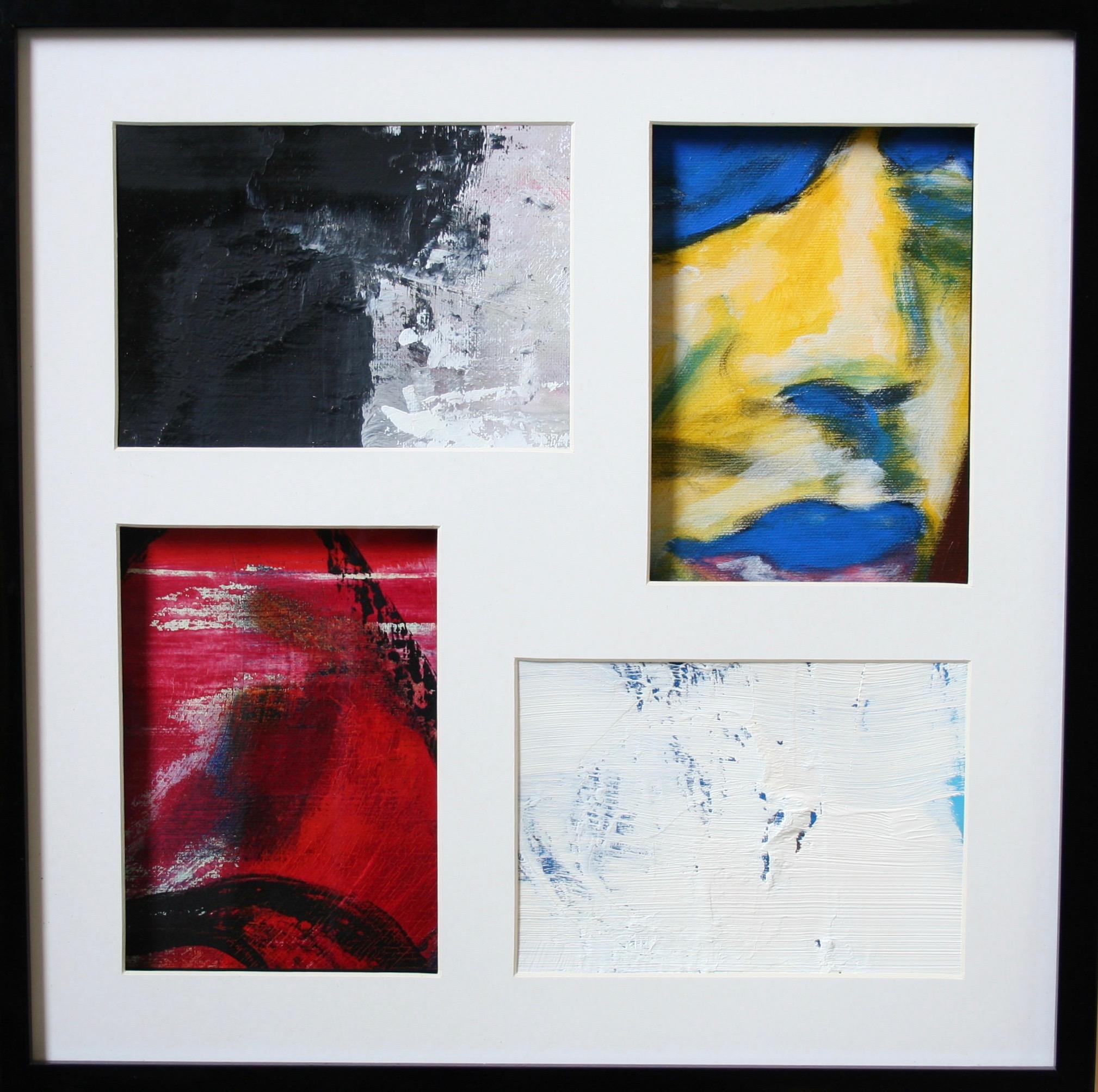 Collage-27 40x40cm