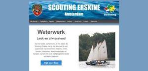Portfolio De Nijs Art - Scouting Erskine