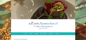 Schermprint a-Point Amsterdam