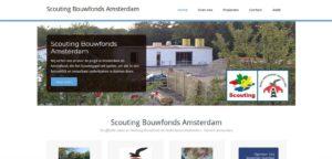 Portfolio De Nijs Art - Scouting Bouwfonds Amsterdam